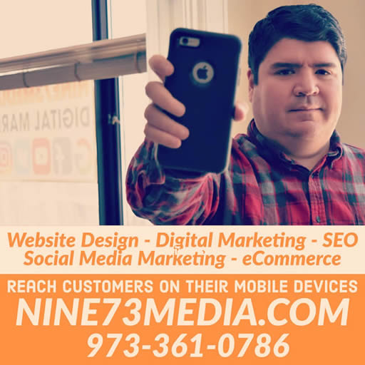 Custom Website Design Kinnelon NJ