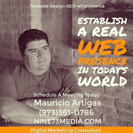 Web Developer Jefferson NJ